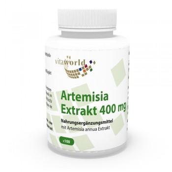 Artemisia annua Extrakt 30:1 400mg 100 Vegi Kapseln