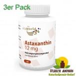 3er Pack Astaxanthin 12mg 180 Vegi Kapseln