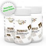 3er Pack Wuweizi 500mg 180 Kapseln