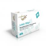 Lutein 10mg+ 30 Kapseln Leinsamenöl Planzenstoffen und Vitamine