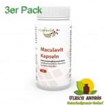 3er Pack Maculavit Zeaxanthin 180 Kapseln
