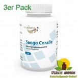 3er Pack Sango Coralle 500mg 360 Kapseln