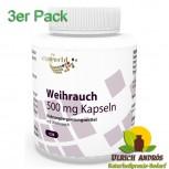 3er Pack Boswellia Weihrauch Extrakt 500mg 360 Vegi Kapseln