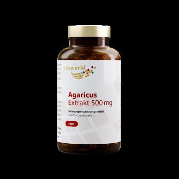 Estratto di agaricus 500mg 100 Capsule (Blazei)