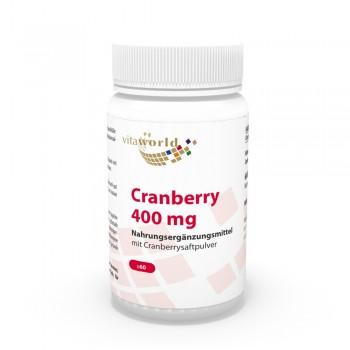 Mirtillo rosso 400mg 60 Capsule (Cranberry)