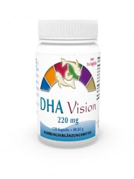 DHA Vision 220mg 120 Kapseln