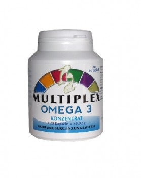 Multiplex Omega-3 470mg 120 Capsule