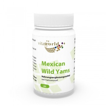Patata dolce messicana 500mg 60 Capsule