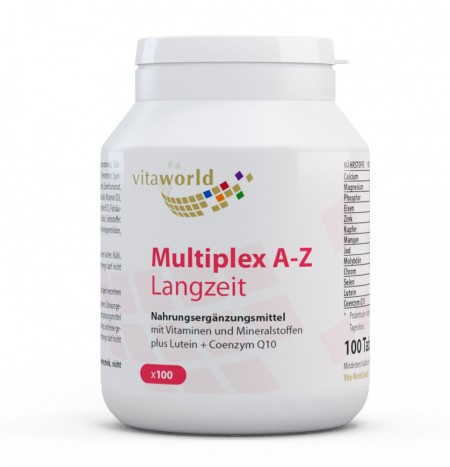 Discount 6+1 Multivitamin A-Z Time Release 7 x 100 Tablets