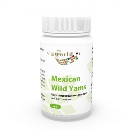 Patata dolce messicana 500mg 60 Capsule