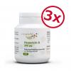 Pack di 3 Huperzine A 200 mcg 3 x 60 Capsule Vegetariano/Vegano