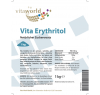 Pack di 3 Eritritolo Erythritol Erythrit 3 x 1kg