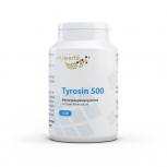 L-Tirosina 500mg 120 Capsule Vegano/Vegetariano