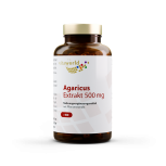 Agaricus extract 500mg 100 Capsules