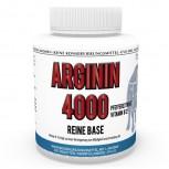 Arginin 4000mg hochdosiert Reine Base mit Pfefferextrakt und Vitamin B12 - 320 Tabletten MHD: 04/2018