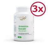 3er Pack Artemisia Extrakt plus Eisen 3 x 120 Vegi Kapseln