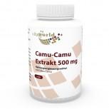 Camu Camu extract 500mg 120 Capsules