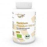 Hericium Pulver Bio Qualität 500mg 120 Kapseln