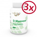 3 Pack D-Mannose powder 300g