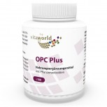 OPC plus 200mg 100 Capsules Vegetarian