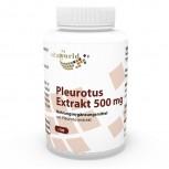 Pleurotus Extrakt 4:1 500mg 100 Vegi Kapseln