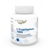 L-Tryptophan 1000mg 120 Tabletten