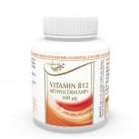 Vitamin B12 Methylcobalamin 100mcg 180 Tabletten