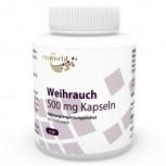Boswellia Weihrauch Extrakt 500mg 120 Vegi Kapseln