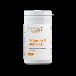 Vitamin D 4000 I.U 100 Vegetarian Capsules